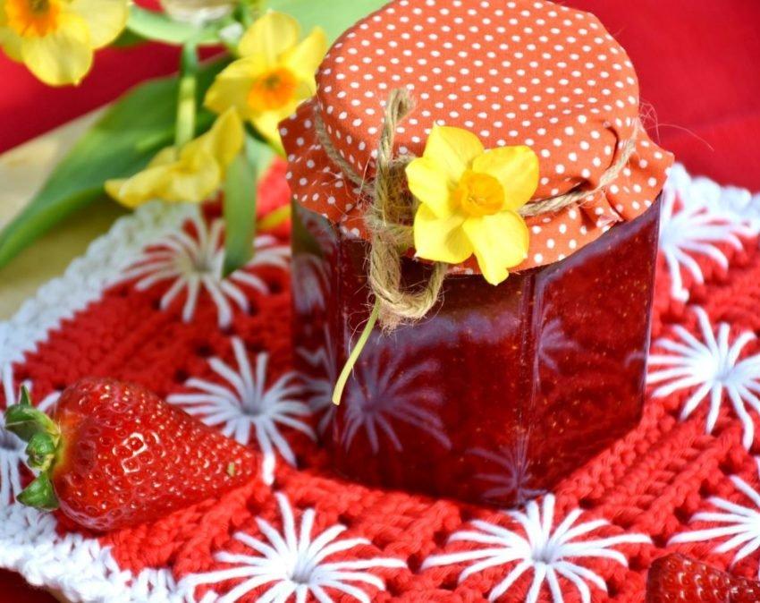 Старовинний рецепт полуничного варення: як тільки ціни на трускавки дозволять це зробити