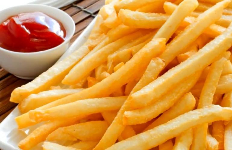 Як приготувати справжню картоплю фрі вдома?
