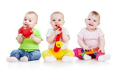 Яким повинен бути розвиток дитини в 2 роки?