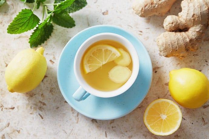 Чим корисний імбирний чай?
